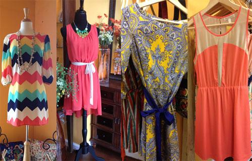 Natys Closet Four Dresses
